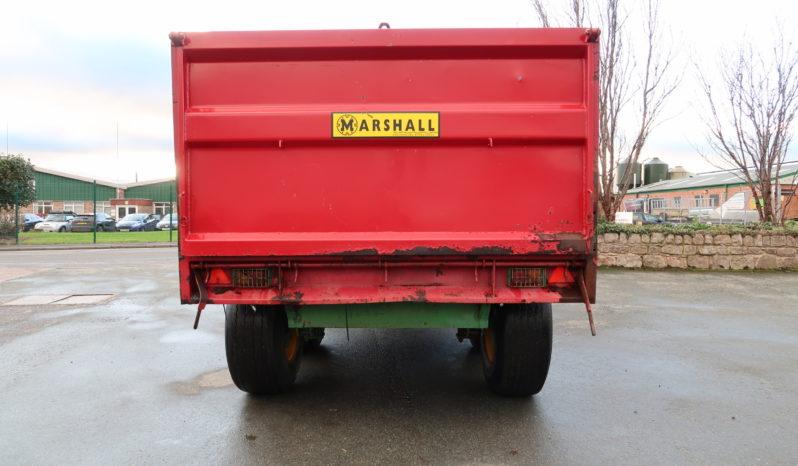 Marshall QM11 Trailer full