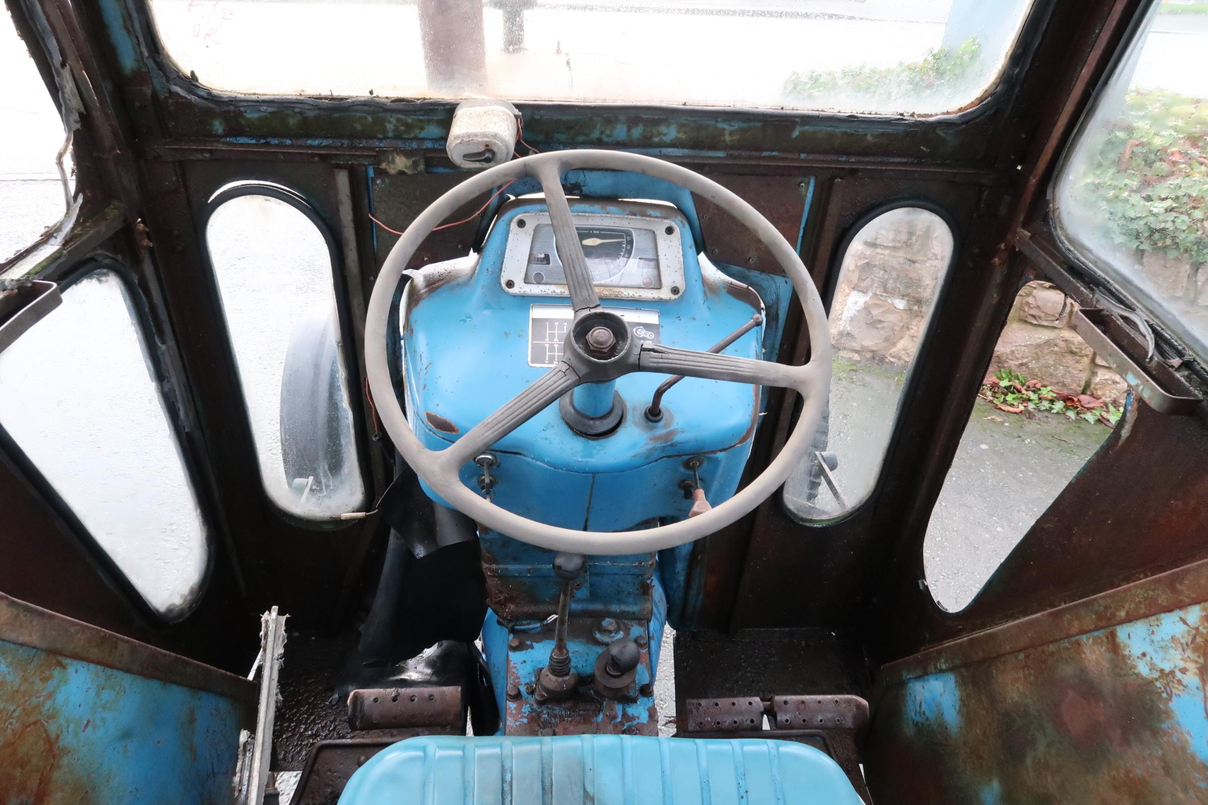 Ford 4000 full